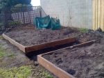 Back Veggie Patch with Dirt