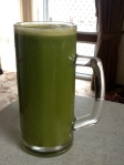 Green Juice with Apple, Nettle and Cabbage